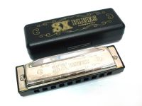 SX Blues Harp 12 Box